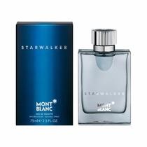 Perfume Mont Blanc Starwalker 75ml Edt Montblanc Promoção.