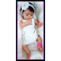 Bebê Reborn Gabi - Parece De Verdade !