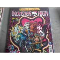 Album De Figurinhas Monster High 2012 - Completo