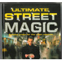Livro Ultimate Street Magic - Gary Sumpter Truques / Mágica