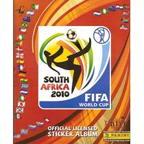 Álbum De Figurinhas Digitalizado Copa Do Mundo 2010 Panini