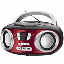 Rádio Portátil Mondial Bx-17 Entrada Usb, Radio Fm 6w Bivolt