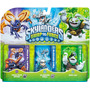 Skylanders Swap Force Mega Ram Spyro Blizzard Chill Zoo Lou
