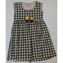 Lote Roupas Infantil Meninas 5 Vestidos 3 Conjuntos T. 1 2 3