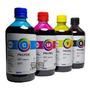 Tinta Ep Inktec L3110 L3150 L4150 L4160 4 Unids De 500ml Original