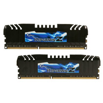Memória Gskill Ripjaws-x Ddr3 2400mhz 8gb 2x4 Amd Intel C10