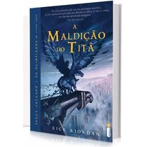 Livro A Maldição Do Titã - Percy Jackson (vol. 3) #