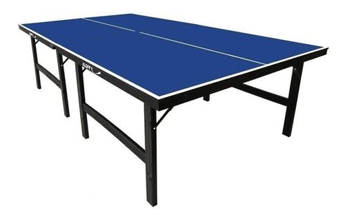 Mesa De Ping Pong Klopf 1016 Azul