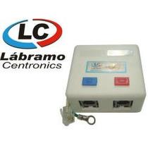 Micro Splitter Adsl Mf-05 Com Proteção - 10824 Lábramo