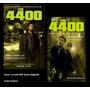 Livros Série The 4400 Temporadas 5 E 6 Final Frete Gratis!