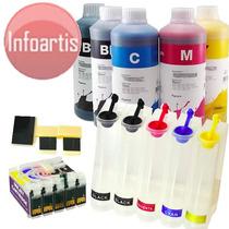 Bulk-ink C110 Impressora Personalização + Tinta Sublimática