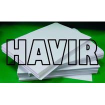 Papel Havir Transfer Sublimatico A4 Fundo Azul 500 Folhas