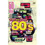 50 Hits - The Best Of 80s (dvd)