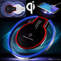 Carregador Sem Fio Charger Wirelless + Receptor Android Qi