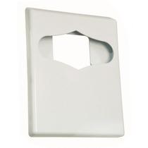 Porta Papel Protetor Assento Sanitário Branco