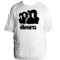 Camiseta The Doors Jim Morrison Rock Tamanho Especial 03