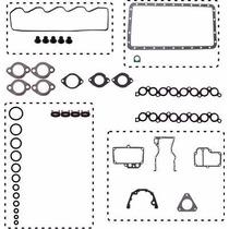 Kit Retifica Motor S/ Junta Cab Mwm Volare A5 A6 A8 2.8 12v