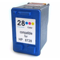 Cartucho 28 Colorido De Tinta Compativel Novo P/ 3550 Etc