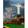 Álbum Moedas Olímpicas Comemorativas Rio 2016 - Lote 10un