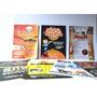 5000 Panfletos 90g Folder/flyers  - 10x14cm 4x0 Arte Grátis Original