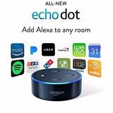 Echo Dot Amazon Alexa 2ª Geração Vitrine