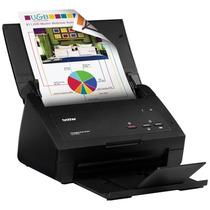Scanner Brother Duplex Automático Para 50 Fol Ads2000e 110v