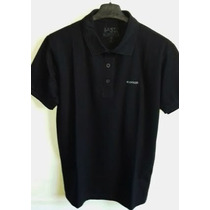Camisa Polo Masculina M.officer Branca / Tm M.
