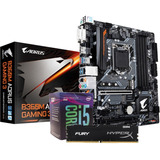 Kit Intel Core I5 8400 Aorus B360m G3 Memoria 8gb Fury Ddr4