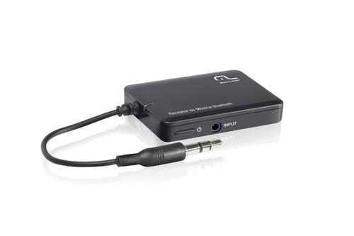 Receptor Bluetooth De Musica Multilaser Re053 Mania Virtual