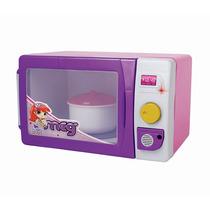 Micro-ondas Infantil Com Som Magic Toys 710