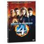 Dvd Quarteto Fantástico - Jessica Alba, Chris Evans - Vers