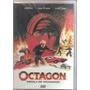 Octagon Escola De Assassinos Dvd Lacrado Chuck Norris