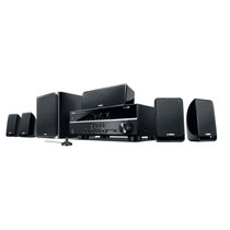 Home Theater 5.1 Yamaha Yht-2910 (receiver + Caixas) 600w 4k
