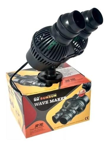 Bomba Circulação Sunsun Wave Maker Jvp-202b 12000l/h Para Aquário