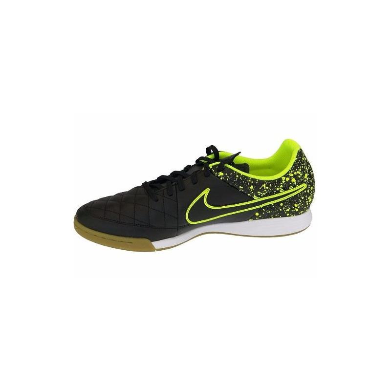1b54b7a5e1 Chuteira Futsal Nike Tiempo Genio Leather Ic Couro N 1magnus em ...