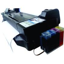 Impressora Ploter Hp T120 61cm Rolo E Folha Até A1 + Bulk