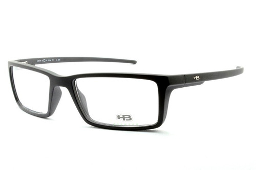 2cb50a0f Armação Masculina Esportiva Oculos Grau Hb Original - 93016 à venda ...