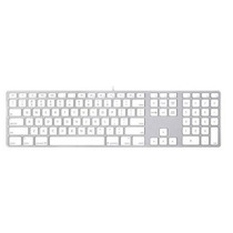 Teclado Apple Com Numerico Mb110be Ingles
