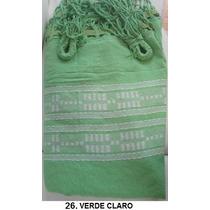 Rede De Dormir Descanso Casal Verde Claro 26. Frete Grátis