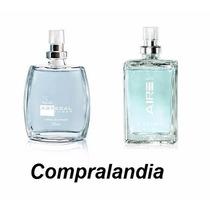2 Miniaturas De Perfumes Masculinos Jequiti