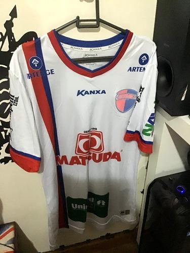 Camisas Grêmio Prudente De Jogo Branca ceaed71bdc525