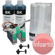 Bulk-ink K101 K100 K200 K300 K301 T136126 + Tinta