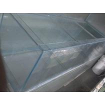 Aquário Grande Barato 150x50x50, P/ Marinho, Plantado, Jumbo