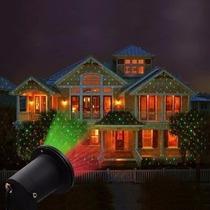 Projetor De Luz Laser Outdoor À Prova D'água +controle Natal