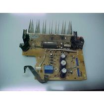 Placa Do Estágio De Audio Com Saída Do System Panasonic
