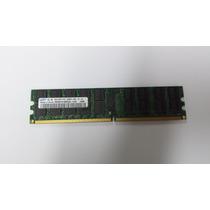 Memória Ecc 4gb 5300 Ddr2 667mhz Samsung Usada Frete Grátis
