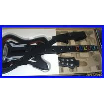 Guitarra Xbox 360 Guitar Hero X-box 360 Warriors Of Rock