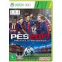 Jogo Pes 2017 Xbox 360 17 Portugues Br Mídia Física