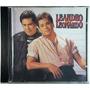 Cd Leandro E Leonardo - 1992 O Que Eu Sinto E Amor - Hc Original