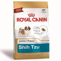Ração Royal Canin Junior Filhotes Da Raça Shih Tzu 3 Kg
